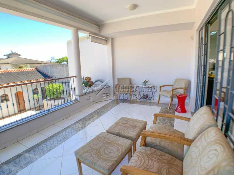 Varanda - Casa 3 quartos à venda Itatiba,SP Nova Itatiba - R$ 920.000 - FCCA31378 - 17