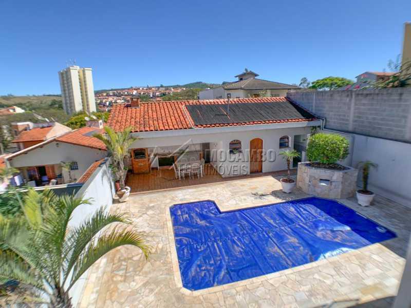 Piscina e espaço gourmet - Casa 3 quartos à venda Itatiba,SP Nova Itatiba - R$ 920.000 - FCCA31378 - 20