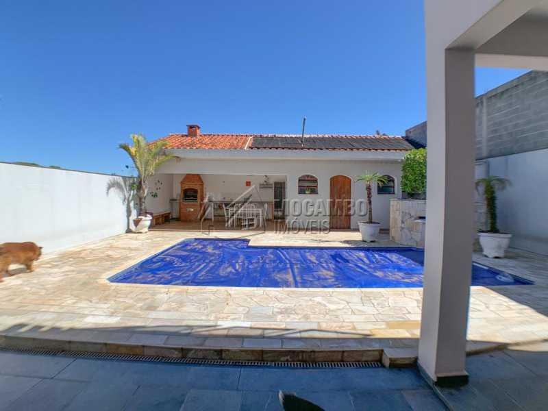 Piscina e espaço gourmet - Casa 3 quartos à venda Itatiba,SP Nova Itatiba - R$ 920.000 - FCCA31378 - 21