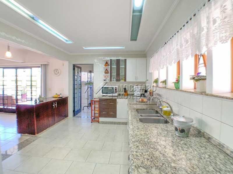 Cozinha principal - Casa 3 quartos à venda Itatiba,SP Nova Itatiba - R$ 920.000 - FCCA31378 - 19