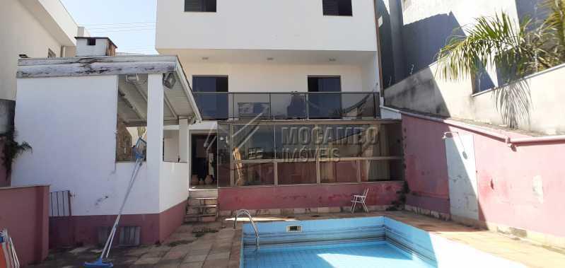 área externa - Casa 3 quartos à venda Itatiba,SP - R$ 600.000 - FCCA31379 - 22