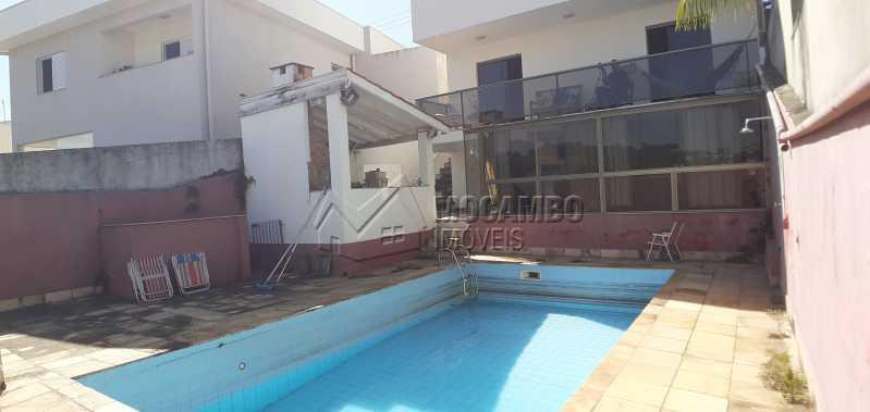 área externa - Casa 3 quartos à venda Itatiba,SP - R$ 600.000 - FCCA31379 - 23