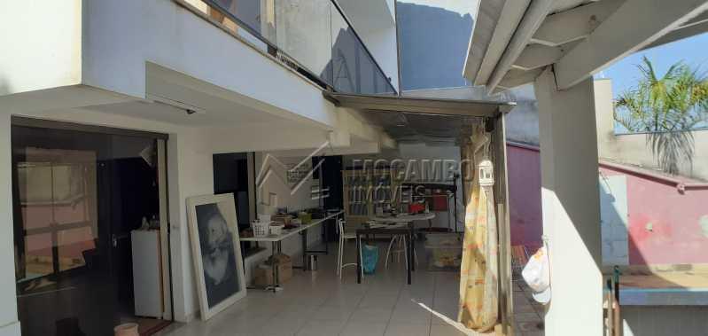 ateliê - Casa 3 quartos à venda Itatiba,SP - R$ 600.000 - FCCA31379 - 28