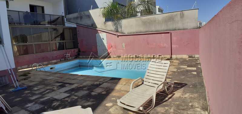 área externa - Casa 3 quartos à venda Itatiba,SP - R$ 600.000 - FCCA31379 - 27