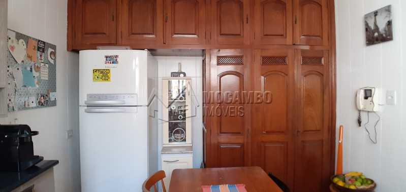 cozinha  - Casa 3 quartos à venda Itatiba,SP - R$ 600.000 - FCCA31379 - 5