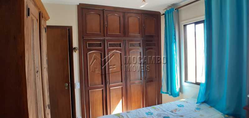 quarto  - Casa 3 quartos à venda Itatiba,SP - R$ 600.000 - FCCA31379 - 7