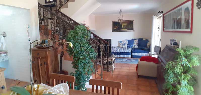 sala integrada  - Casa 3 quartos à venda Itatiba,SP - R$ 600.000 - FCCA31379 - 15