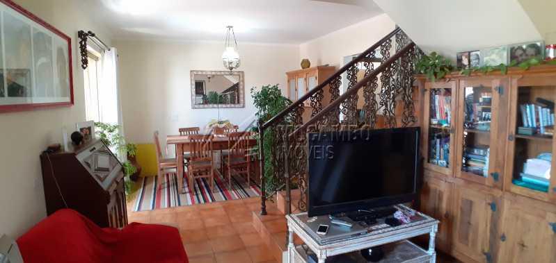 sala integrada - Casa 3 quartos à venda Itatiba,SP - R$ 600.000 - FCCA31379 - 16