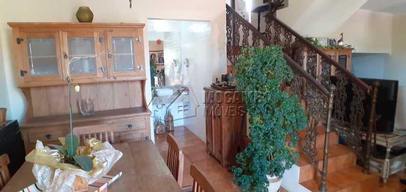 sala jantar - Casa 3 quartos à venda Itatiba,SP - R$ 600.000 - FCCA31379 - 17