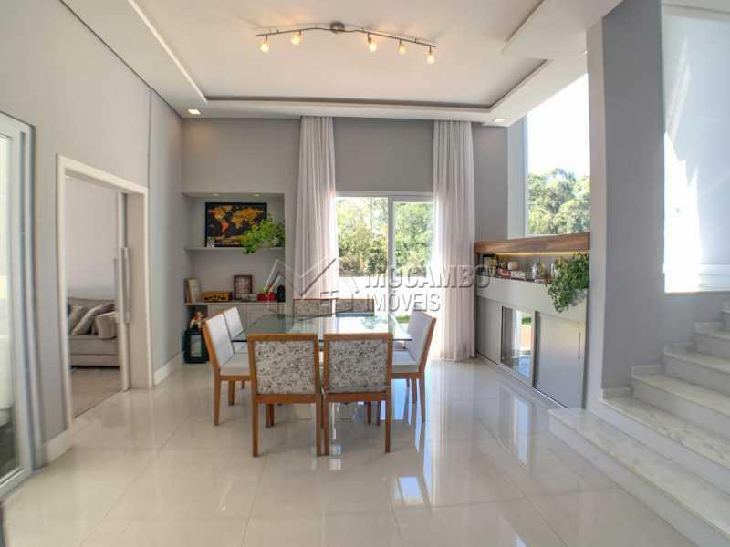 4331f452-27b6-46cd-9c8e-fc8dc9 - Casa em Condomínio 4 quartos à venda Itatiba,SP - R$ 1.390.000 - FCCN40168 - 4