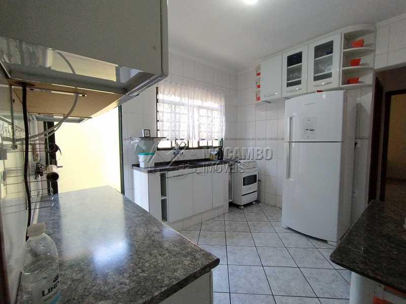 Cozinha - Casa 2 quartos à venda Itatiba,SP - R$ 265.000 - FCCA21390 - 5