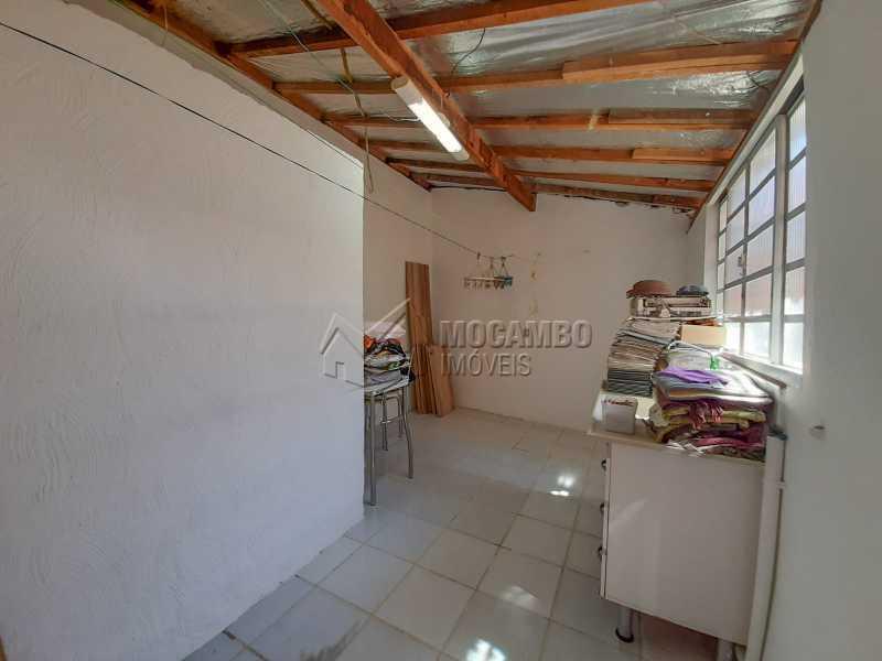 Cozinha de apoio - Casa 2 quartos à venda Itatiba,SP - R$ 270.000 - FCCA21393 - 21