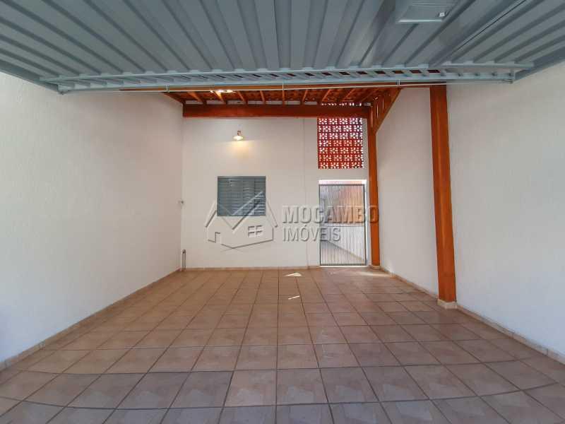 Garagem - Casa 2 quartos à venda Itatiba,SP - R$ 270.000 - FCCA21393 - 3