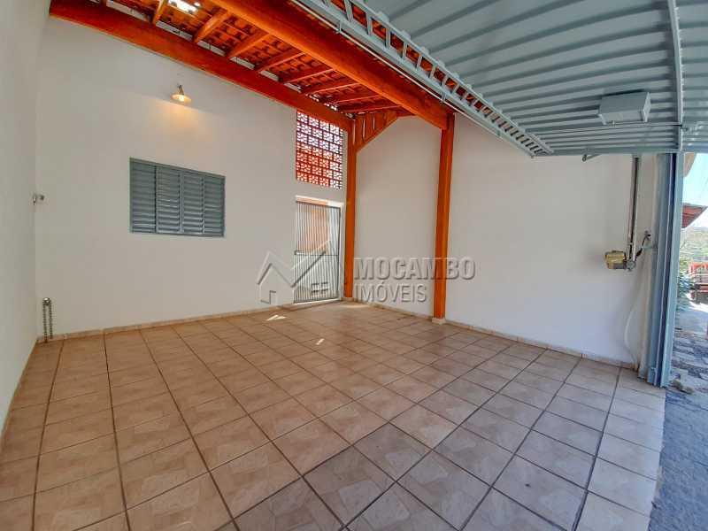 Garagem - Casa 2 quartos à venda Itatiba,SP - R$ 270.000 - FCCA21393 - 1