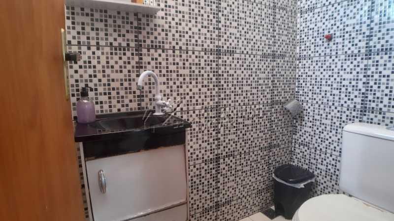 Banheiro externo  - Casa 3 quartos à venda Itatiba,SP Jardim Ipê - R$ 320.000 - FCCA31381 - 6