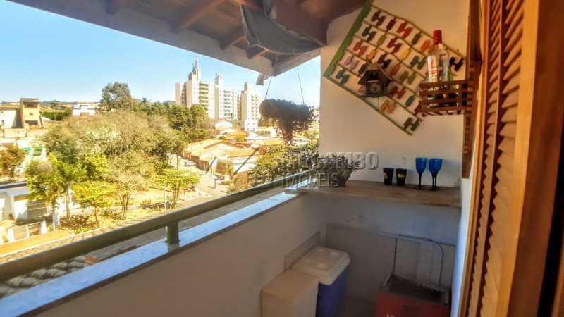 Varanda - Casa 3 quartos à venda Itatiba,SP Jardim Ipê - R$ 320.000 - FCCA31381 - 1