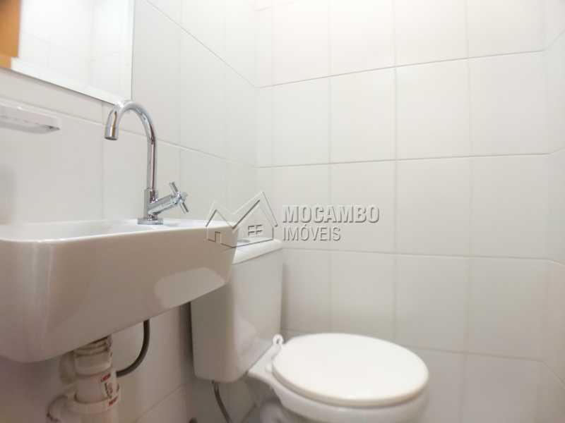 Banheiro Social - Sala Comercial 37m² para alugar Itatiba,SP - R$ 950 - FCSL00225 - 5