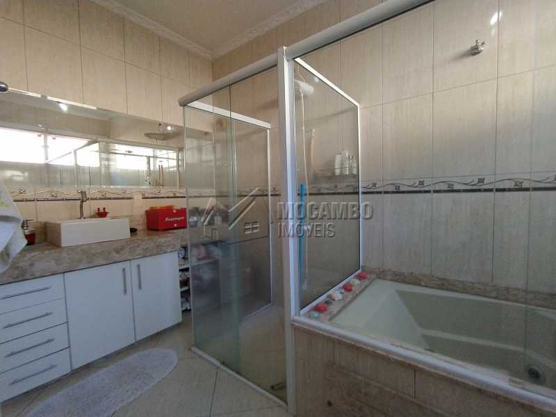 Banheiro da Suíte - Casa em Condomínio 3 quartos à venda Itatiba,SP - R$ 1.400.000 - FCCN30491 - 13
