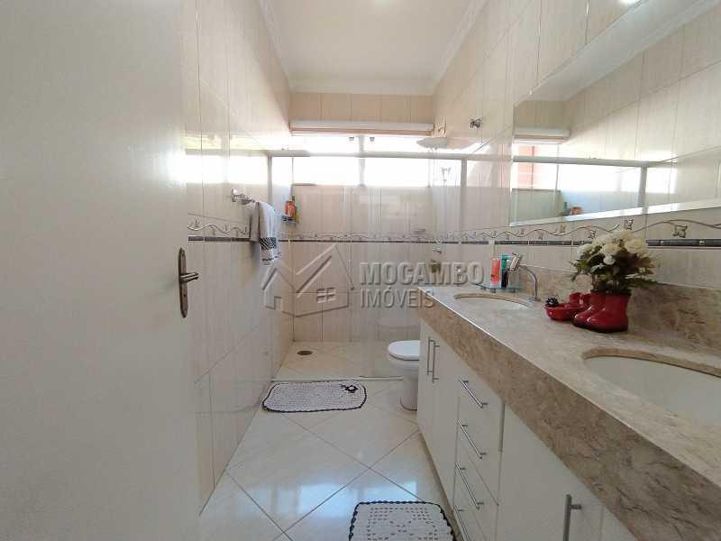 Banheiro Social - Casa em Condomínio 3 quartos à venda Itatiba,SP - R$ 1.400.000 - FCCN30491 - 17