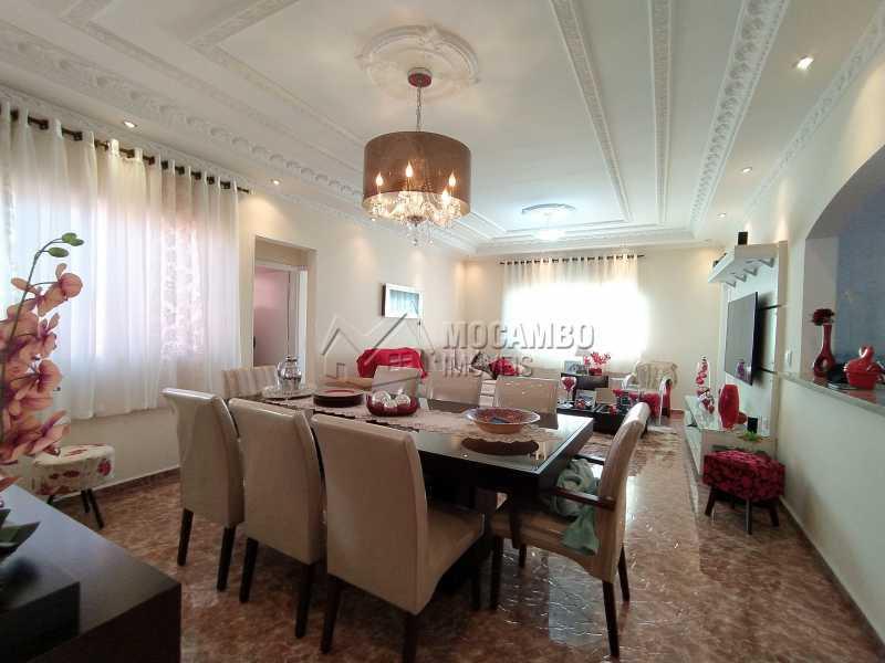 Sala Ambiente - Casa em Condomínio 3 quartos à venda Itatiba,SP - R$ 1.400.000 - FCCN30491 - 7