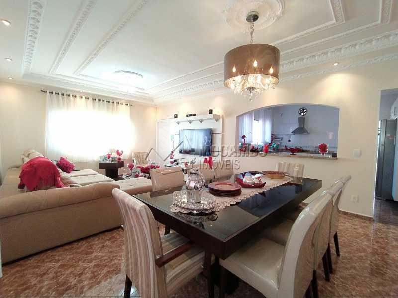 Sala Ambientes - Casa em Condomínio 3 quartos à venda Itatiba,SP - R$ 1.400.000 - FCCN30491 - 8