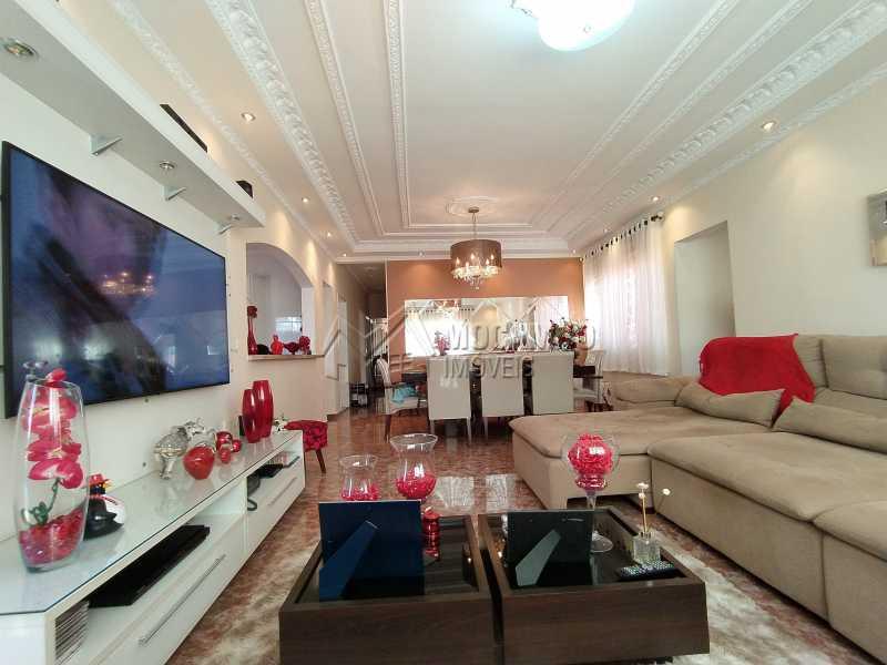 Sala Ambientes - Casa em Condomínio 3 quartos à venda Itatiba,SP - R$ 1.400.000 - FCCN30491 - 5