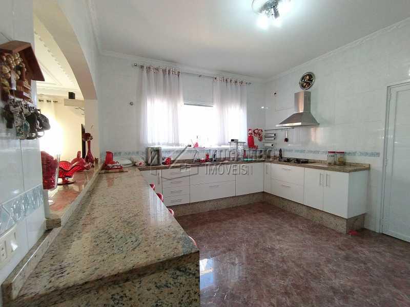 Cozinha - Casa em Condomínio 3 quartos à venda Itatiba,SP - R$ 1.400.000 - FCCN30491 - 10