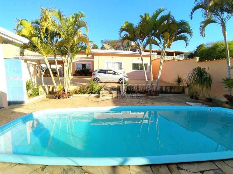 Área Externa - Casa em Condomínio 3 quartos à venda Itatiba,SP - R$ 1.400.000 - FCCN30491 - 3