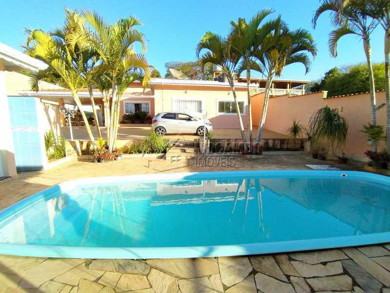 Área Externa - Casa em Condomínio 3 quartos à venda Itatiba,SP - R$ 1.400.000 - FCCN30491 - 18