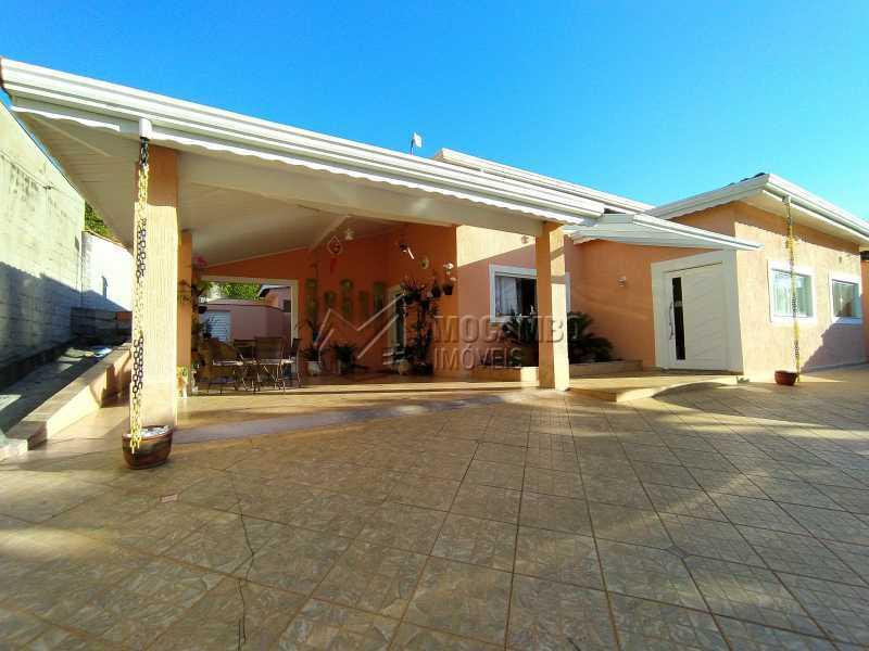 Fachada - Casa em Condomínio 3 quartos à venda Itatiba,SP - R$ 1.400.000 - FCCN30491 - 4