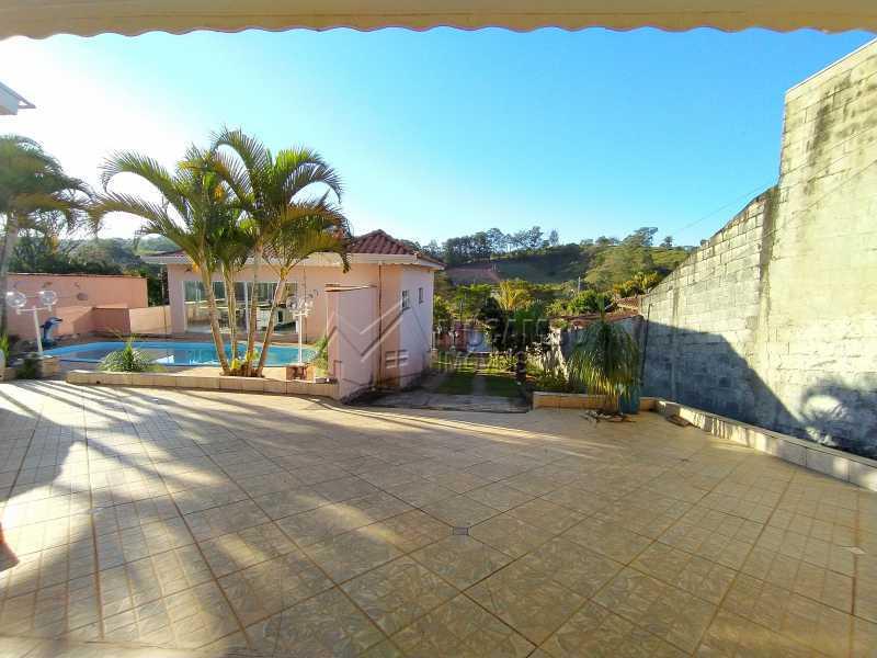 Área Externa - Casa em Condomínio 3 quartos à venda Itatiba,SP - R$ 1.400.000 - FCCN30491 - 19
