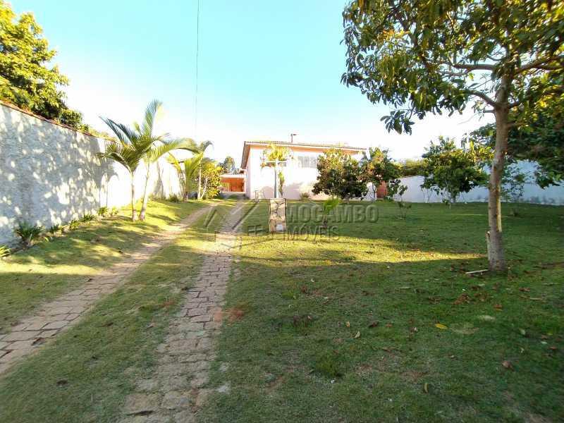 Área Externa - Casa em Condomínio 3 quartos à venda Itatiba,SP - R$ 1.400.000 - FCCN30491 - 24