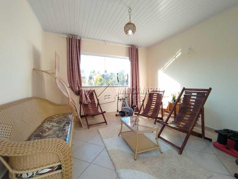 Sala Externa - Casa em Condomínio 3 quartos à venda Itatiba,SP - R$ 1.400.000 - FCCN30491 - 22