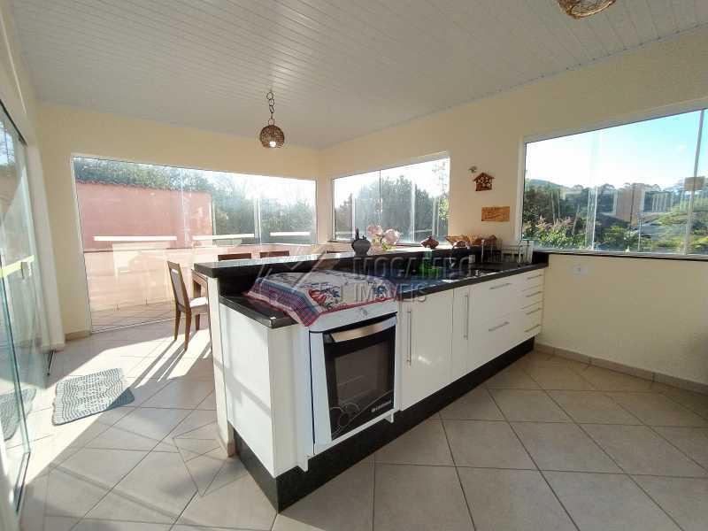 Área Gourmet - Casa em Condomínio 3 quartos à venda Itatiba,SP - R$ 1.400.000 - FCCN30491 - 20