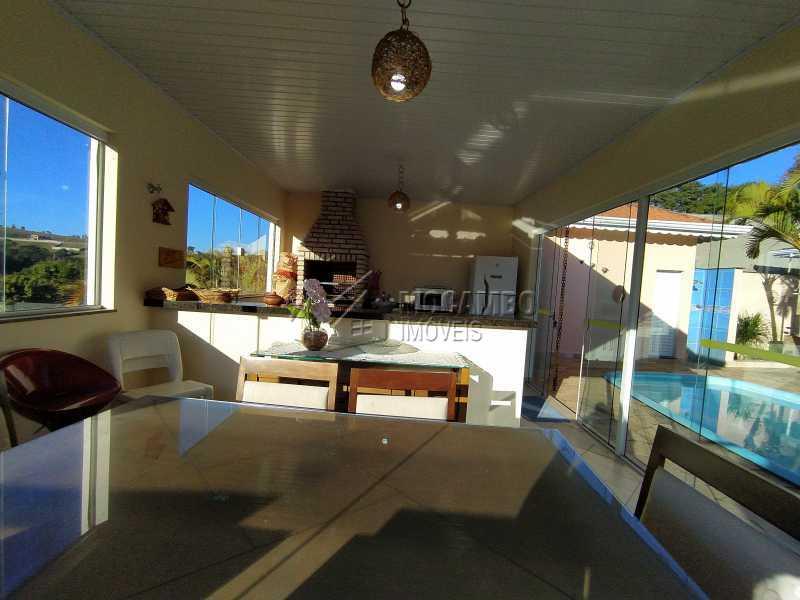 Área Gourmet - Casa em Condomínio 3 quartos à venda Itatiba,SP - R$ 1.400.000 - FCCN30491 - 21