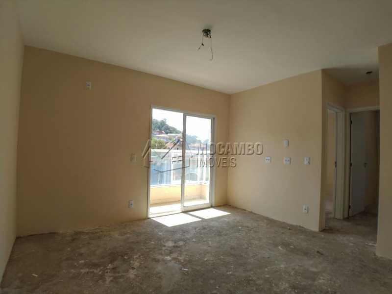 Sala - Apartamento 2 quartos à venda Itatiba,SP - R$ 199.000 - FCAP21150 - 3