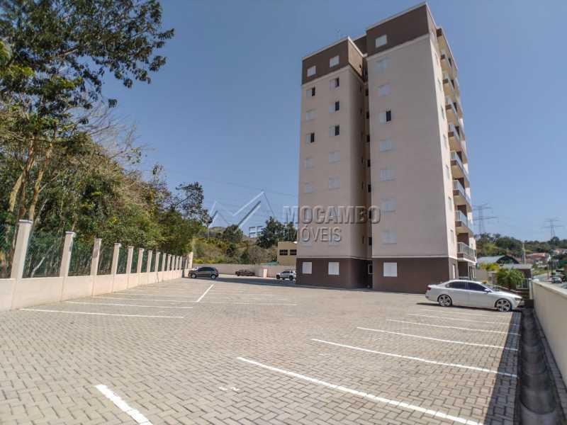 Torre / Garagem - Apartamento 2 quartos à venda Itatiba,SP - R$ 199.000 - FCAP21150 - 1