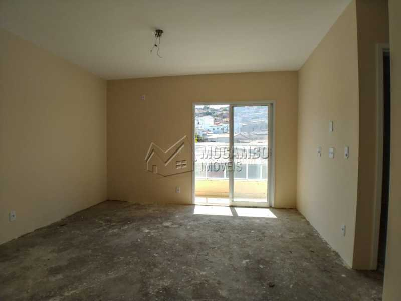 Sala - Apartamento 2 quartos à venda Itatiba,SP - R$ 199.000 - FCAP21150 - 4