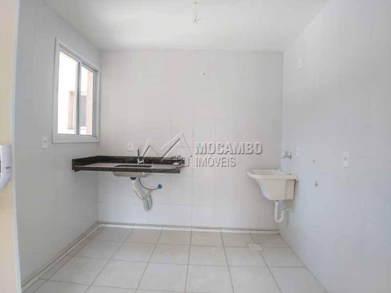 Cozinha - Apartamento 2 quartos à venda Itatiba,SP - R$ 199.000 - FCAP21150 - 6
