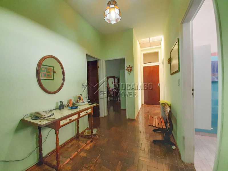 Corredor Interno - Casa 4 quartos para venda e aluguel Itatiba,SP - R$ 3.500 - FCCA40145 - 7