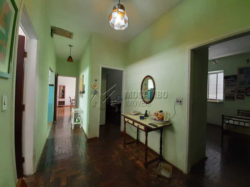 Corredor interno - Casa 4 quartos para venda e aluguel Itatiba,SP - R$ 3.500 - FCCA40145 - 8