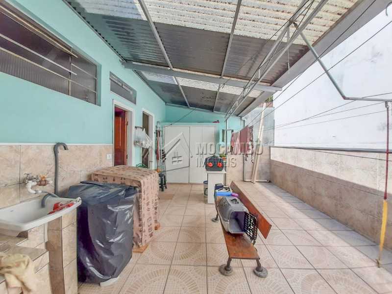 Quintal - Lavanderia - Casa 4 quartos para venda e aluguel Itatiba,SP - R$ 3.500 - FCCA40145 - 14