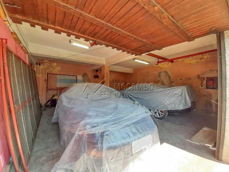 Garagem 2. - Casa 4 quartos para venda e aluguel Itatiba,SP - R$ 3.500 - FCCA40145 - 16