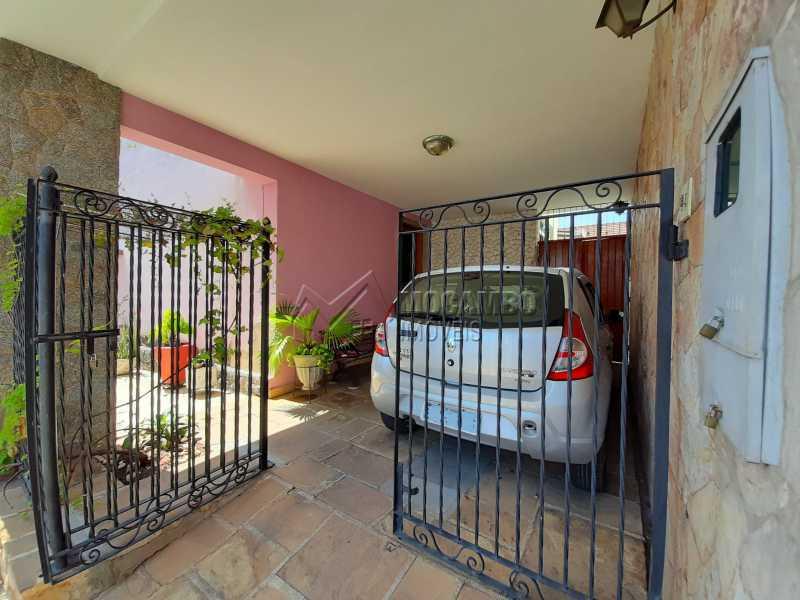 garagem. - Casa 4 quartos para venda e aluguel Itatiba,SP - R$ 3.500 - FCCA40145 - 15