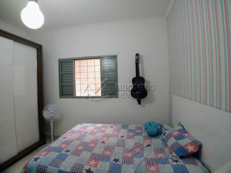Dormitório  - Casa 2 quartos à venda Itatiba,SP - R$ 290.000 - FCCA21397 - 9