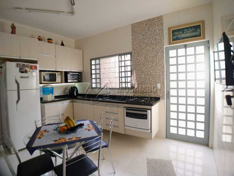 Cozinha - Casa 2 quartos à venda Itatiba,SP - R$ 290.000 - FCCA21397 - 3