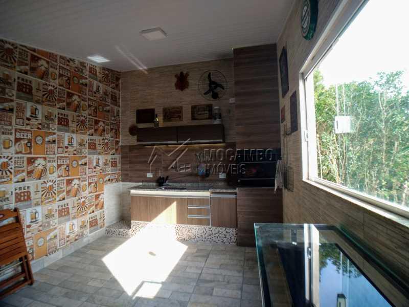 Área Gourmet - Casa 2 quartos à venda Itatiba,SP - R$ 290.000 - FCCA21397 - 1