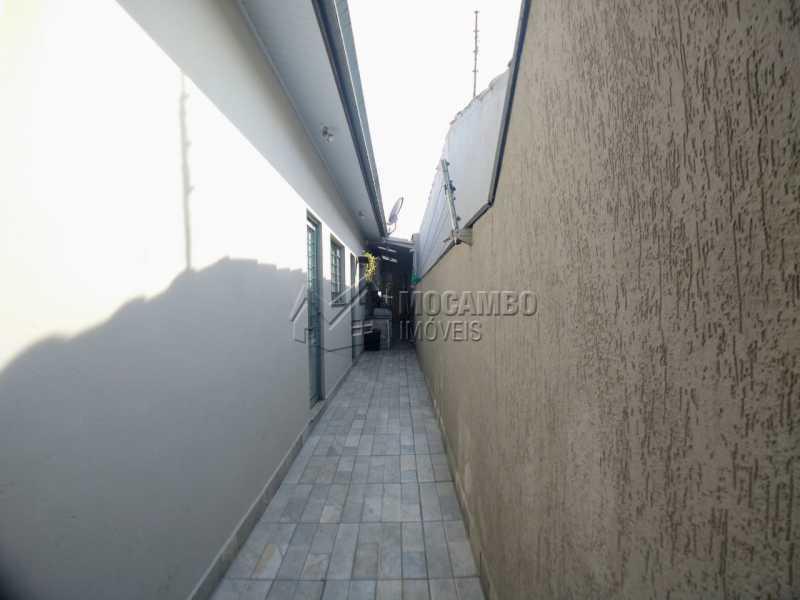 Corredor  - Casa 2 quartos à venda Itatiba,SP - R$ 290.000 - FCCA21397 - 13
