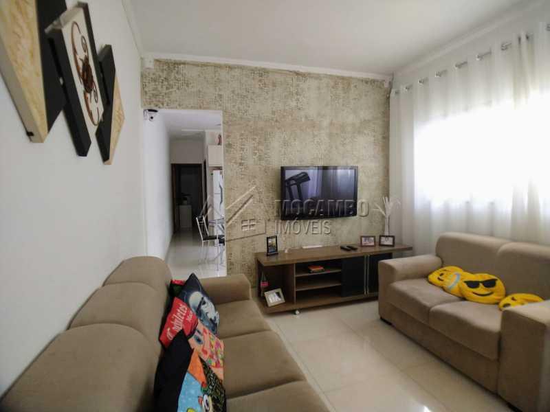 Sala - Casa 2 quartos à venda Itatiba,SP - R$ 290.000 - FCCA21397 - 5