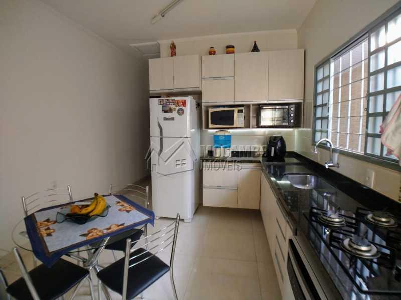 Cozinha - Casa 2 quartos à venda Itatiba,SP - R$ 290.000 - FCCA21397 - 4